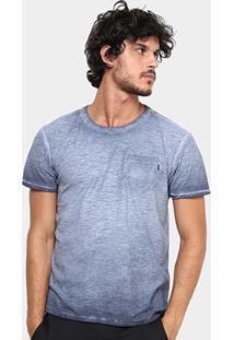 Camiseta Oakley Mod Pocket Washed Sp Tee Masculina - Masculino