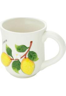 Caneca Limão Branca