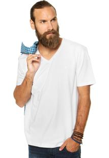 Camiseta Forum Básica Branca