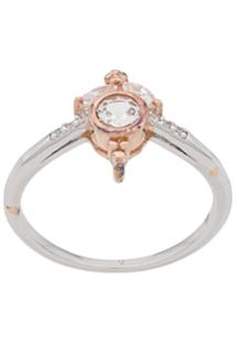 V Jewellery Anel Tuli - Prateado