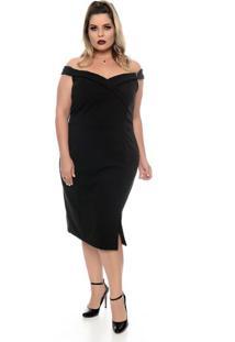Vestido Millennium Plus Size