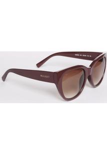 Óculos De Sol Bulget Bg8002H01/52 - Marrom