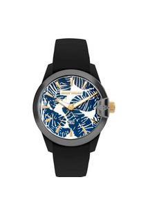 Relógio Mormaii Analógico Maui Mo2035In8D Preto
