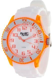 f8cb6c95c12 Netshoes. Relógio Plastico Analógico Moderno Feminino ...