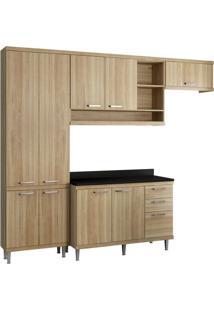 Cozinha Completa Iporá 9 Pt 3 Gv Argila