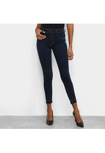 Calça Jeans Biotipo Melissa Cigarrete Feminina - Feminino