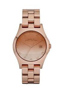 7034e88b2fe Relógio Digital Marc Jacobs Moderno feminino