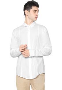 Camisa Osklen Reta Lisa Branca