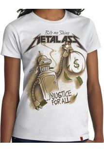 Camiseta Metal Ass