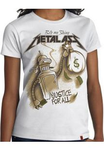 Camiseta Metal Ass