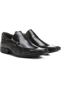 Sapato Social Couro Rafarillo Rafa System - Masculino
