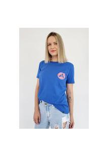 T-Shirt Aero Jeans Azul Bic