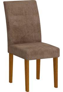 Cadeira Grécia - Rufato - Imbuia / Chocolate