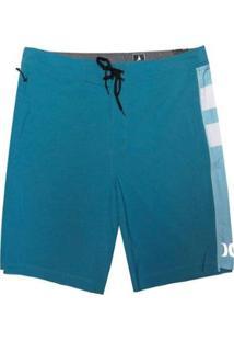 "Bermuda Água Hurley Phantom Jjf 4 20"" Masculina - Masculino"