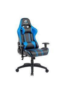 Cadeira Gamer Fortrek Black Hawk, Black/Blue - 70512