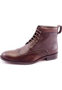 Bota The Box Project Masculina - Masculino-Marrom