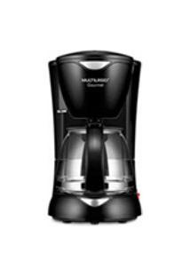 Cafeteira Eltrica Multilaser Be01 Gourmet Capacidade De 15 Xcaras Preto 127V