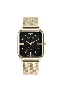 Relógio Technos Feminino Analógico Dourado 2039Cq1P
