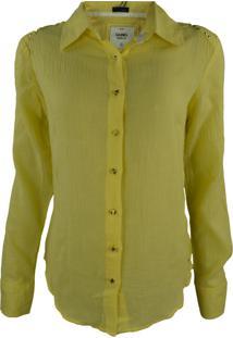 Camisa Gajang Amarelo