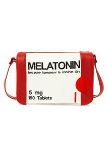 Bolsa Skinbiquini Melatonina Vermelho