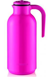 Garrafa Térmica Em Plástico Reunir 1 Litro Pink