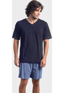 Pijama Lupo Básico - Masculino