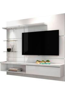 """Home Suspenso Para Tvs De Até 55"""" Ores 1.8 Branco"""