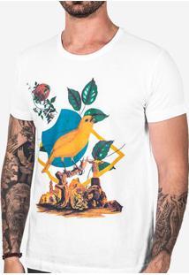 Camiseta Canarinho 102942