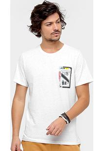 Camiseta Redley Mix Tape Masculina - Masculino