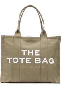 Marc Jacobs Bolsa Tote The Traveler - Verde