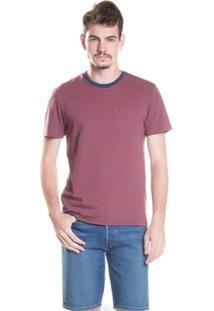 Camiseta Levis Sunset Classic Pocket - Masculino