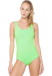 Body Tricats Neon Verde