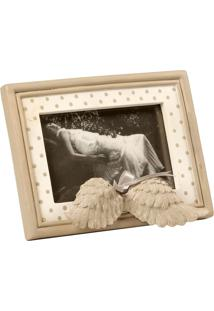Porta-Retrato De Resina Decorativo Handle