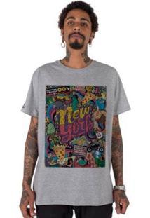Camiseta Stoned New York Masculina - Masculino
