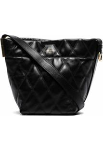 Givenchy Bolsa Bucket Gv Mini - Preto