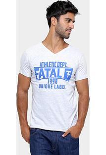 Camiseta Fatal 1998 Unique Label - Masculino