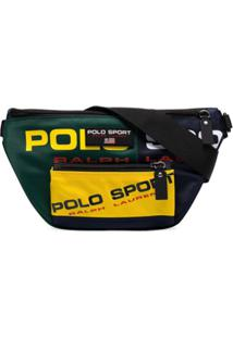 Polo Ralph Lauren Logo Print Belt Bag - Multicoloured: