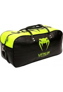 Bolsa Venum Origins Grande Preto/Verde