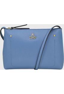 Bolsa Cordi Tiracolo Blue - Azul/Azul Marinho - Feminino - Dafiti
