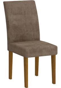 Cadeira Grécia 2 Peças - Imbuia - Animalle Chocolate