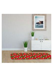 Passadeira Tomates Único