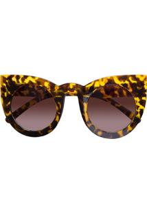 Óculos De Sol Uva Gatinho Onça Cat