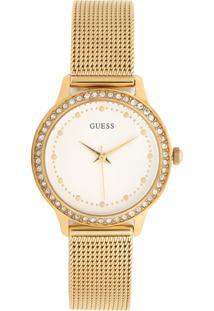 Relógio Guess 92582Lpgdda6 Dourado
