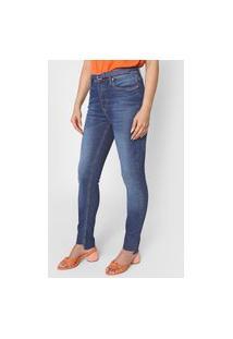 Calça Jeans Carmim Skinny Arraial Azul