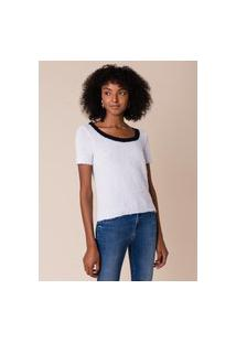 Blusa Bucle Tricot