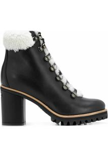 Le Silla Ankle Boot Esportiva - Preto