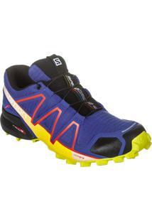 Tênis Salomon Speedcross 4 Feminino Aventura - Trail