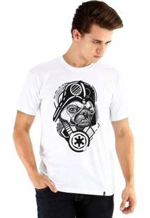 Camiseta Ouroboros Manga Curta I'M Your Father - Masculino-Branco