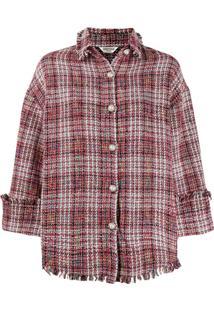 Jovonna Letty Tweed Jacket - Preto