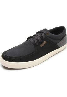 Sapatênis Coca Cola Shoes Coment Preto